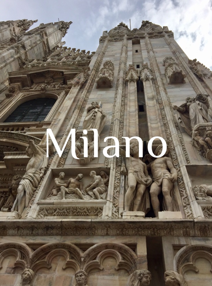 5 days in Milano